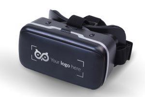 Casque de VR en plastique personnalis? avec logo